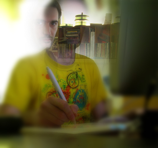 Image of Dani, animator and designer of Spanish teaching resources