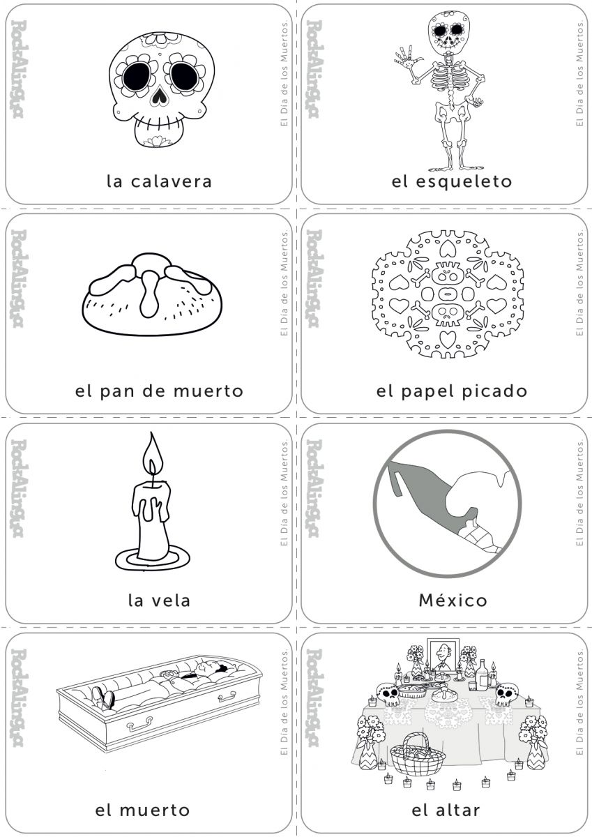 worksheet. Dia De Los Muertos Worksheets. Worksheet Fun Worksheet ...