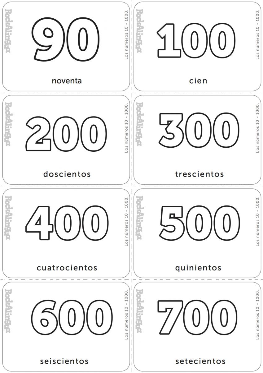 Numeros together with Big Vocabulary Matching Worksheet Food likewise Original further Original moreover Color The Cups By Checking Ordinal Position. on free spanish worksheets numbers