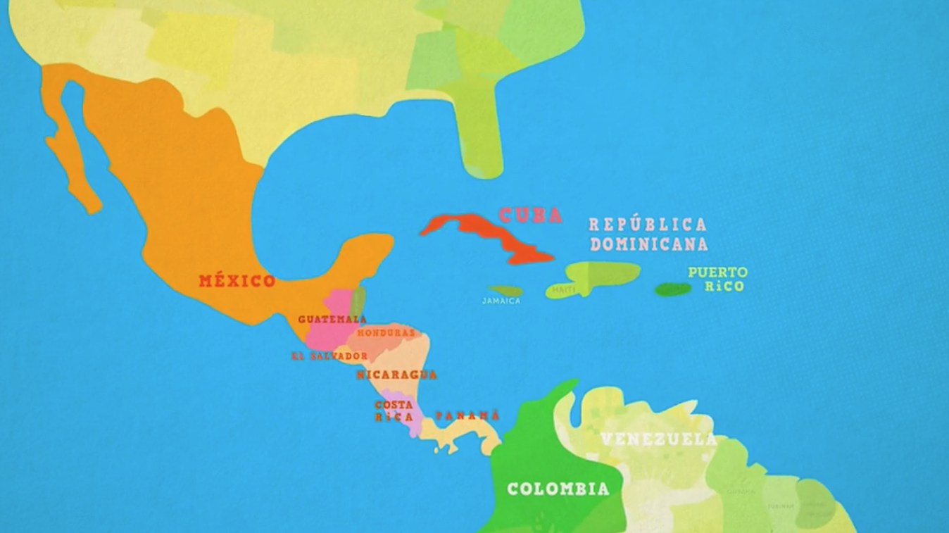 Spanish speaking countries | Rockalingua