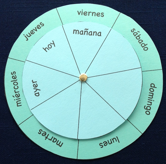 Teaching The Days Of The Week In Spanish With A Twist Rockalingua