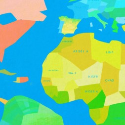 Spanish speaking countries song and video for kids and children