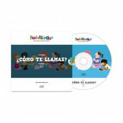 CD2 ¿Cómo te llamas? Spanish songs for kids