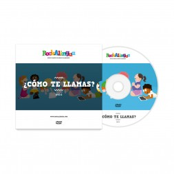Rockalingua Spanish videos for kids  and beginners DVD 2 ¿Cómo te llamas?