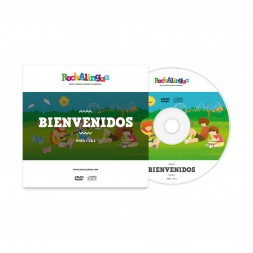 Rockalingua Spanish songs for kids and children