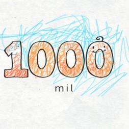 Spanish numbers song from 10 to 1000