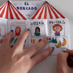 Spanish crafts for kids