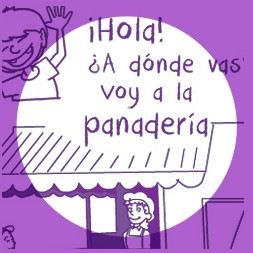 Spanish songs for kids to learn usage of what, where, and when