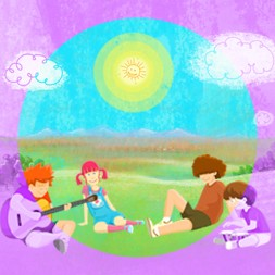 Spanish language song to educate children on how to say days of week en Espanol