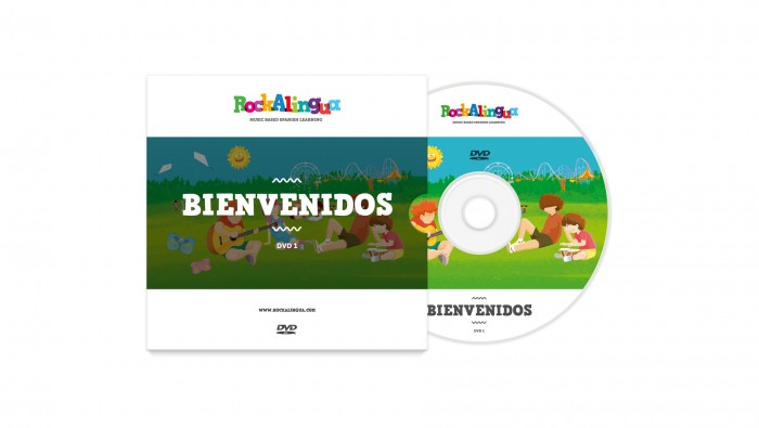 Spanish videos for kids and children